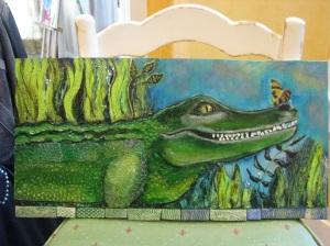 Alligator Bliss