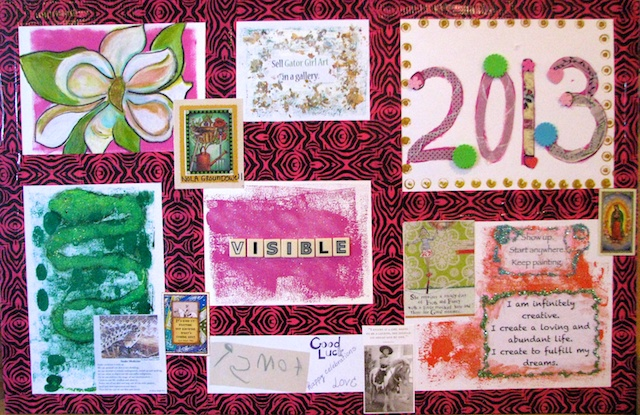 2013 Vision Board
