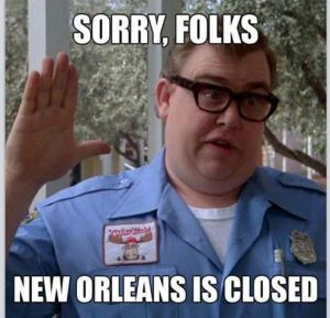 Sorry Folks