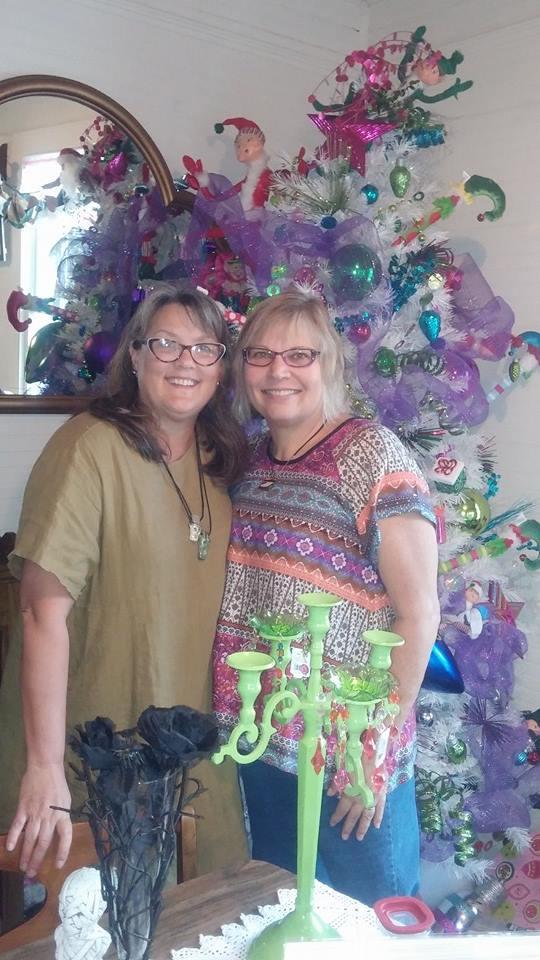 Kathleen and me