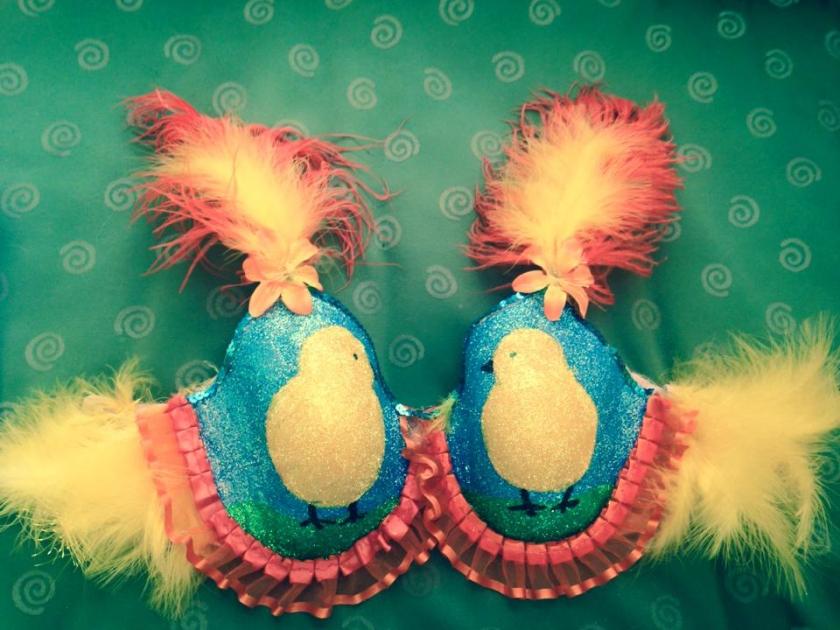 2 Chicks Bra