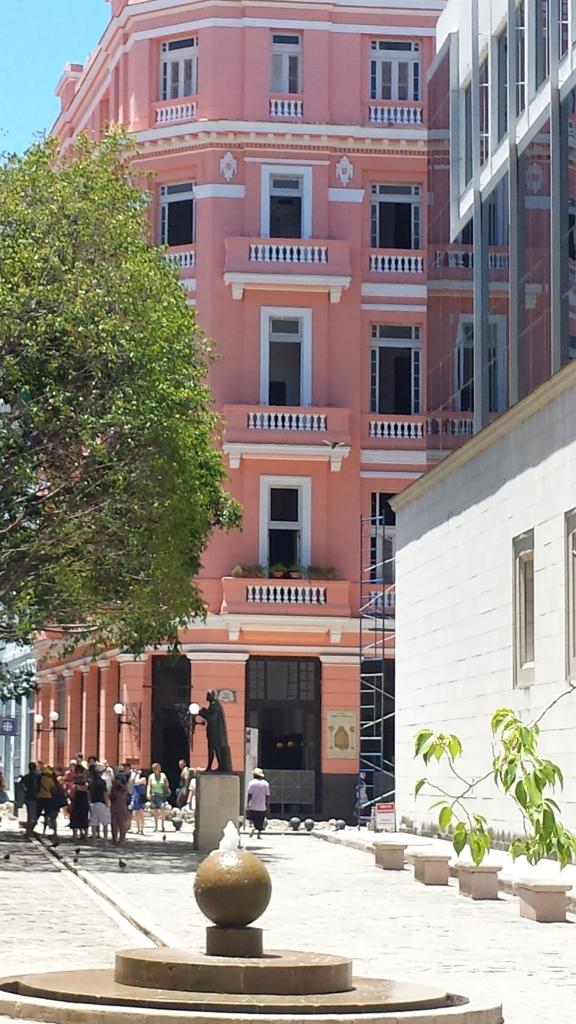 Where Hemingway Stayed in Havana