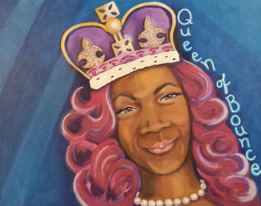 Big Freedia, the Queen of Bounce