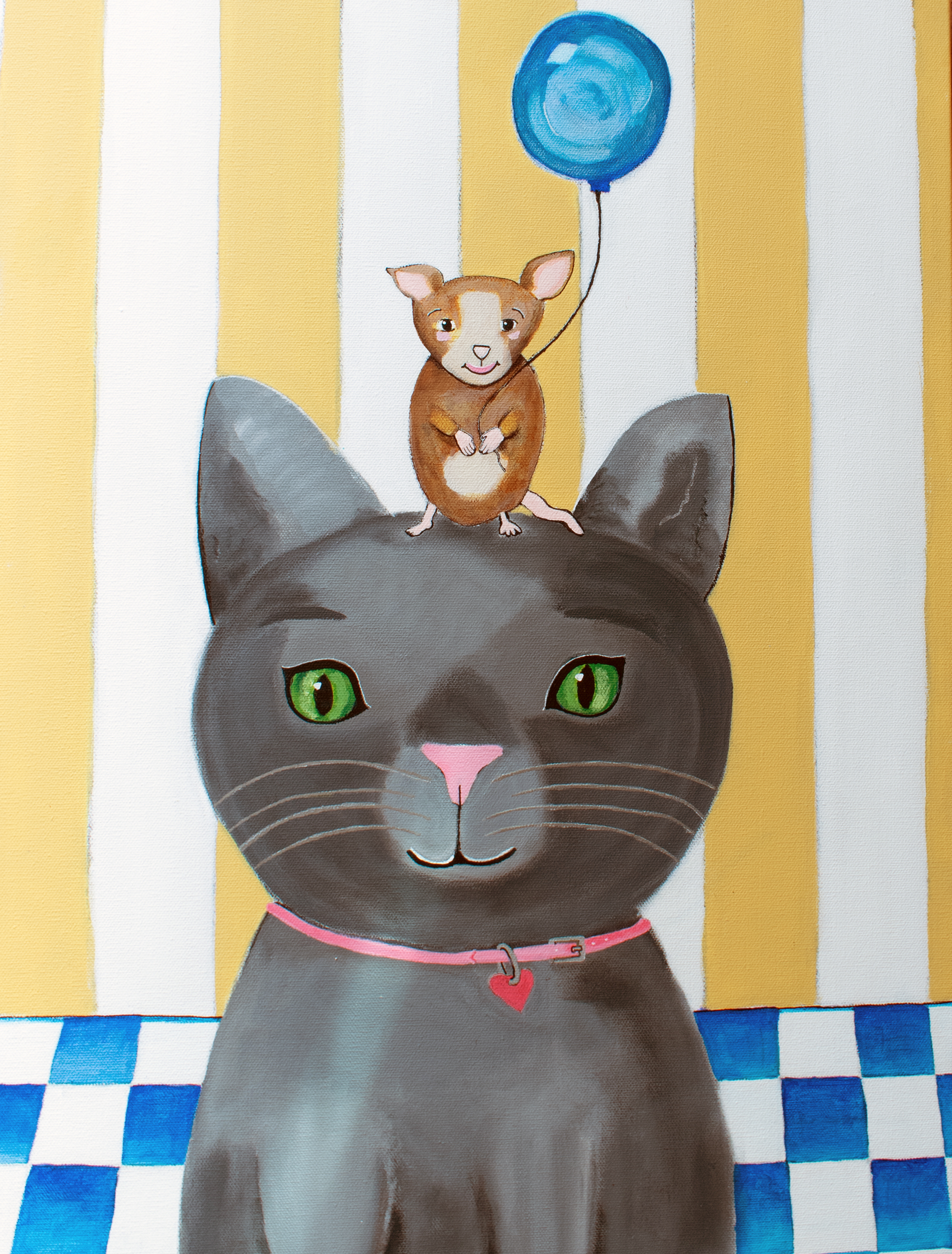 Cat and Mouse Original 2