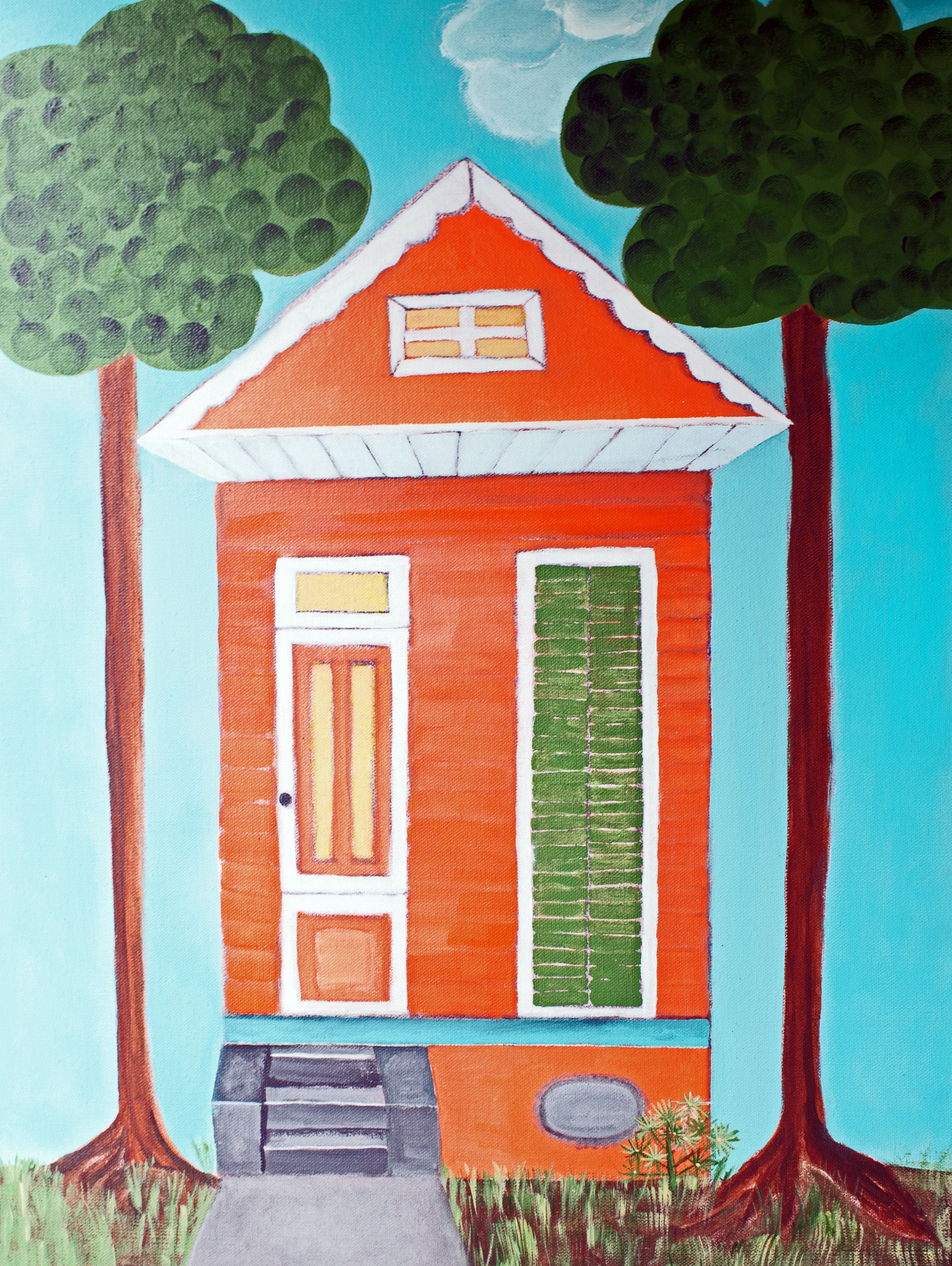 Shotgun House Original