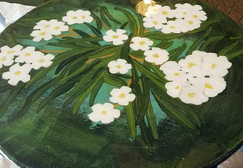 Oleander Table
